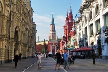 Private Führung durch Moskau mit den wichtigsten Sehenswürdigkeiten