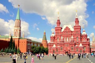 Roter Platz und Stadtbesichtigung