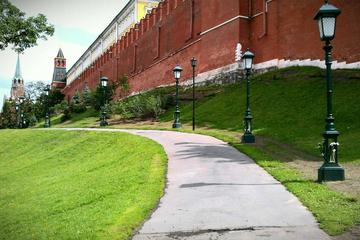 Tour durch Moskau abseits der Touristenpfade
