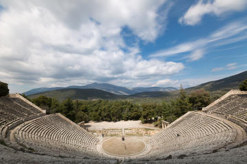 Peloponnese Full Day Photography Private Tour from Athens