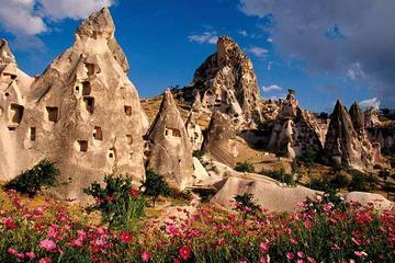 Classiques de la Cappadoce: visite guidée privée en minibus