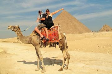 Best Cairo Sightseeing Tour- 4 Days Historical Tour with Hotels & Guide Included