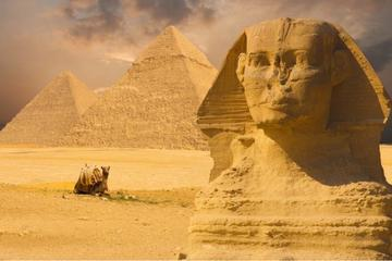 Best of Cairo:The Pyramids to the...