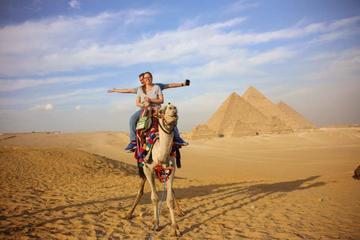 Combo Deal- Visit Pyramids of Giza...