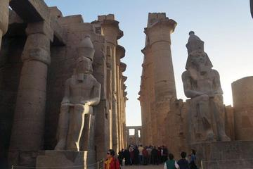 Day Tour: Luxor East and West Banks with Domestic Flight Private...