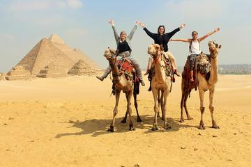 Discover Giza Pyramids and the Egyptian Museum and Old Cairo-Guide and Lunch Inc