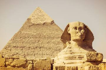 Discover Pyramids of Giza with Camel Riding and Saqqara -Dahshur Guide-Lunch Inc