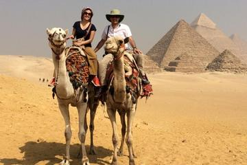 Discover the spirit of Cairo with 3 nights in 5 stars hotel all with private guide and private transportation