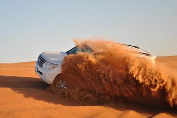 Dubai Camel Rock Desert Safari Nonstop Adventurous Drive and Dune...