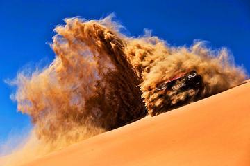 Dubai Ultimate Desert Safari- Red Dunes Bashing and Jeep off Road...