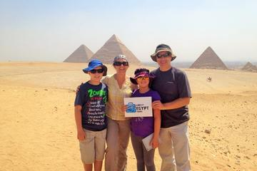 Egypt Family Adventure Cairo & Nile Cruise & Red Sea Stay 10 Days with Flights