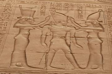 Epic day tour to all ancient Egypt wonders  from Luxor to Aswan via Komombo and Edfu