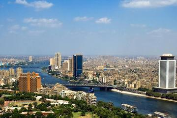 Explore old and modern Cairo in private day tour with lunch included