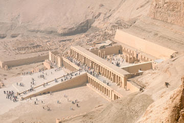 Full Day Luxor Cultural Tour- East & West Bank Sights with Egyptologist & Lunch