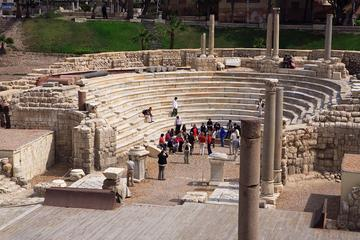Historical Alexandria Full Day Tour from Cairo - Guide & Lunch & Tickets Inc