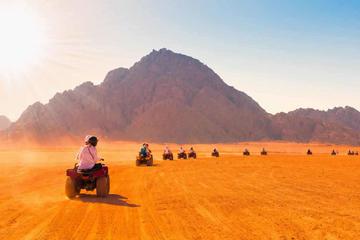 Hurghada Desert Safari by ATV Quad Bike- Enjoy The Bedouin Safari in Hurghada