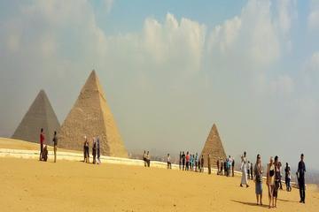 Il meglio del Cairo: Piramidi, Museo egizio e bazar