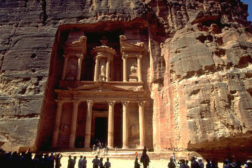 Jordan Tours 4 Days Private Tour to Amman and Petra With the Dead Sea Hotels Inc
