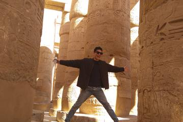 private Day trip: From Hurghada to visit Luxor east and west bank with lunch included