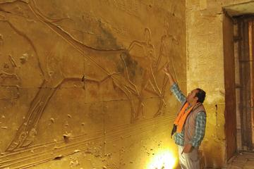 private Day trip: From Luxor to explore Dendera and Abydos temples with lunch included