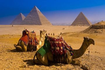 Private Over day from Hurghada to explore the high lights of Cairo with domestic flight and lunch included