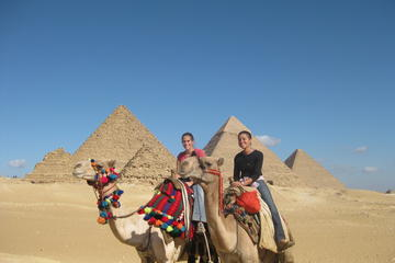 Private Over day tour from Aswan to Cairo with domestic flight and lunch included