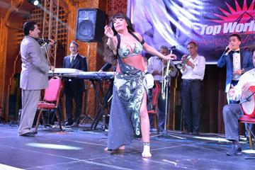 Pyramids Sound and Light Show and Dinner Cruise with Live Belly Dance and Tannoura Show