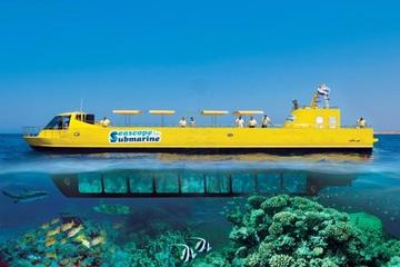 Submarine Tour in Hurghada with Transfer Discover the Marine Life of the Red Sea