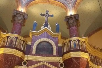 Tour di un giorno del Cairo cristiano
