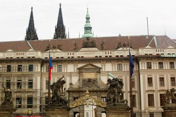 Guided Visit of Prague Castle Private Tour