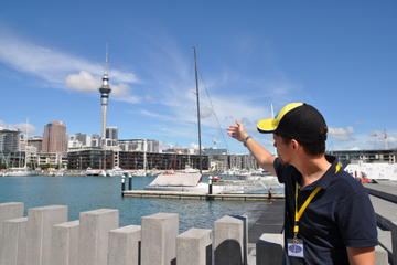 Auckland City Highlights Walking Tour
