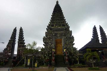 Private Chartered Car to Bali Temples...