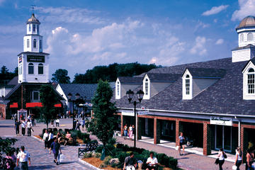 Excursão de compras do Woodbury Common Premium Outlets a partir de...