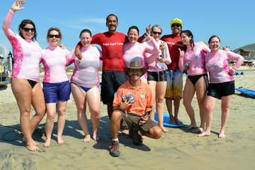7-Day Baja Surf Camp for Women
