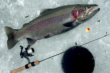 Great Slave Lake Ice Fishing Tours