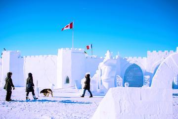 Snowking's Winter Festival in...