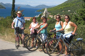 Dubrovnik Biking and Kayaking Full-Day Tour with Small Group