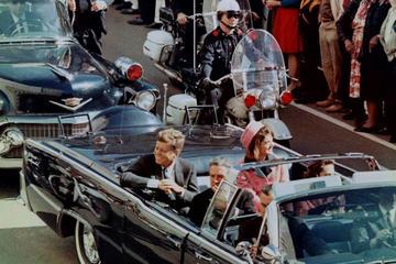 Recorrido del asesinato de JFK y...