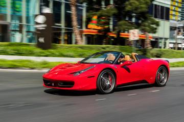 Exotic Car Test Drive Triphobo