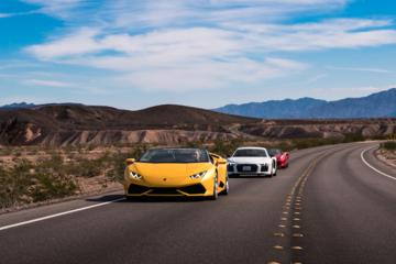 Exotic Driving Experience at Lake Mead