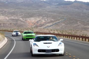 Muscle Car Driving Experience at Lake...