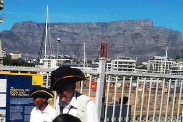 Tour guidato a piedi dello storico littorale di Città del Capo