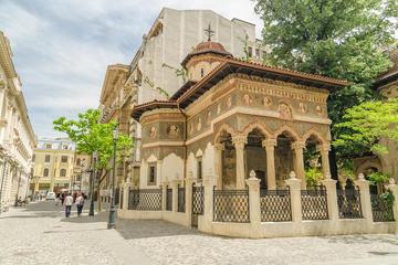 Rundgang durch die Altstadt von Bukarest