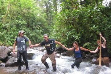 Tour con pernottamento: Escursione di avventura nella giungla