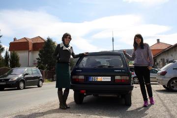 Drive a Yugo Car Private Tour from Belgrade