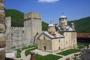 Manasija and Ravanica Monasteries...