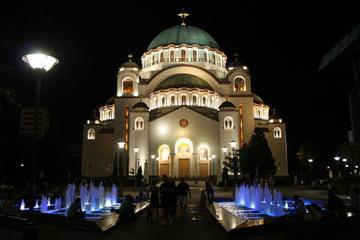Visite privée de la ville de Belgrade