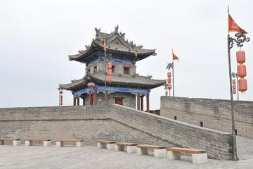 Half Day Private Tour of Xi'an City Wall Biking