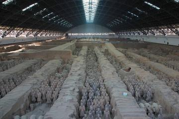 One Day Private Tour of Terra-Cotta...