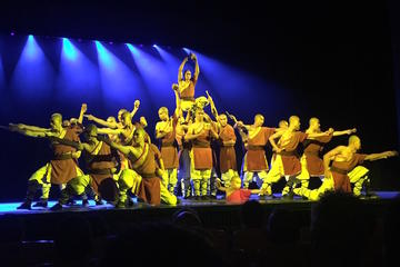 Spettacolo di Kung Fu al Red Theatre con trasferimento in auto privata